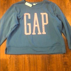 NWT Gap sweatshirt size XL